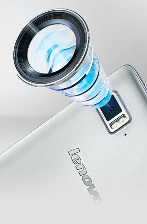 Lenovo Vibe Z Camera
