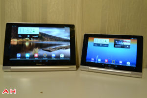 Featured Review: Lenovo Yoga 8 and 10 Tablets