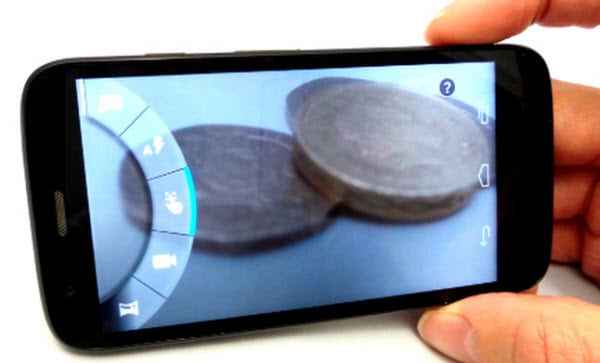 Moto G Camera