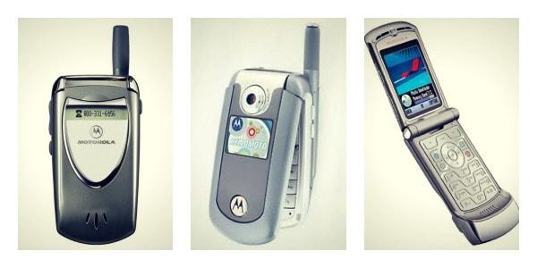 Motorola Collage