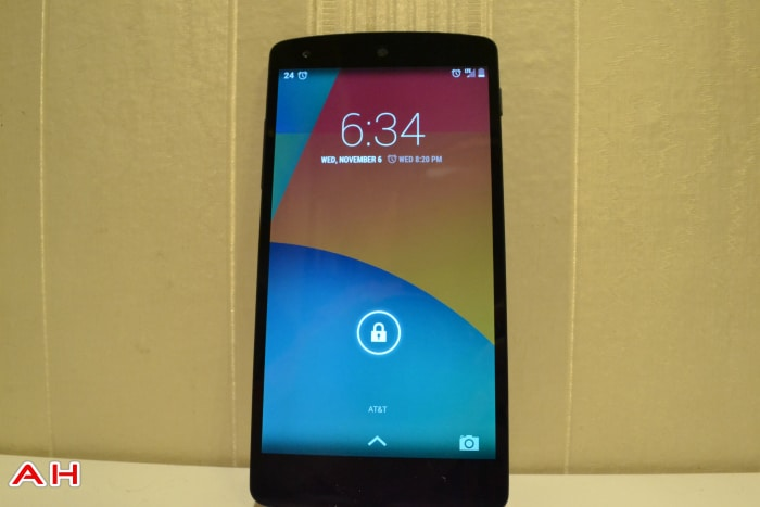 Nexus 5 AH 8