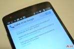 Nexus 5 Caller ID KitKat AH