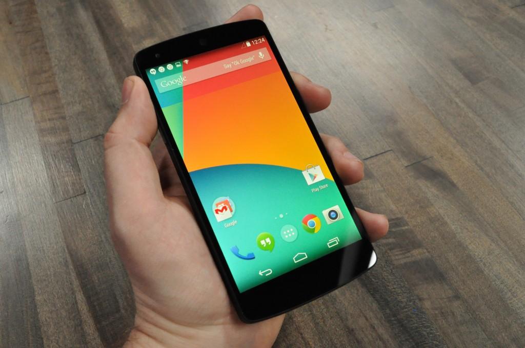 Nexus 5 Color 2