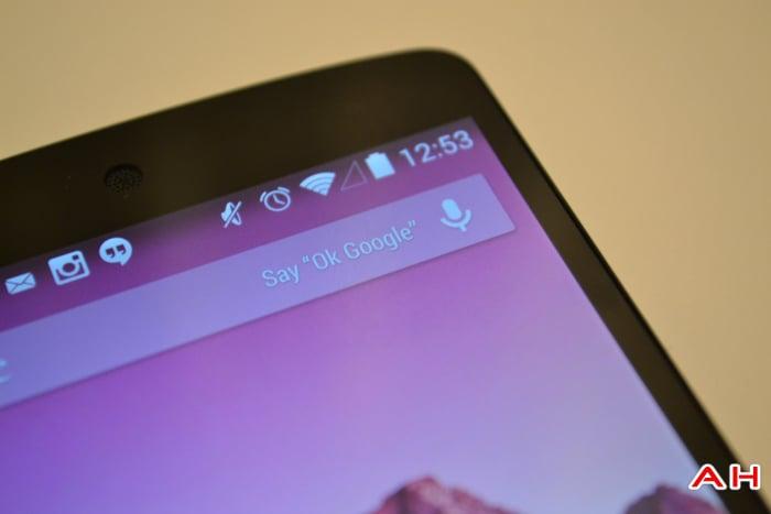 Nexus 5 Ok Google KitKat