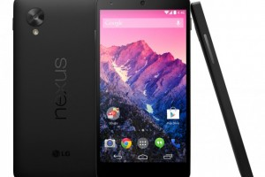 The Black Nexus 5 32GB is Back But There's a 4-5 Week Wait