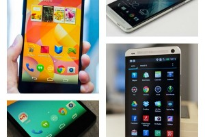 Android Phone Comparisons: Google Nexus 5 vs HTC One Max