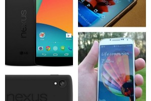 Android Phone Comparisons: Google Nexus 5 vs Samsung Galaxy S4
