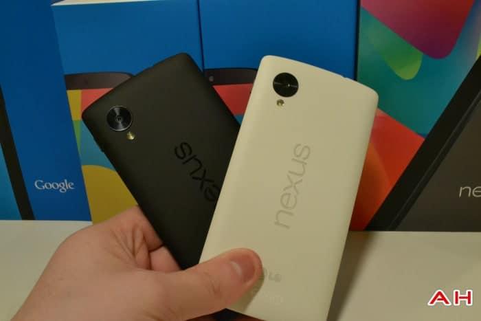 Nexus 5 white black AH 3