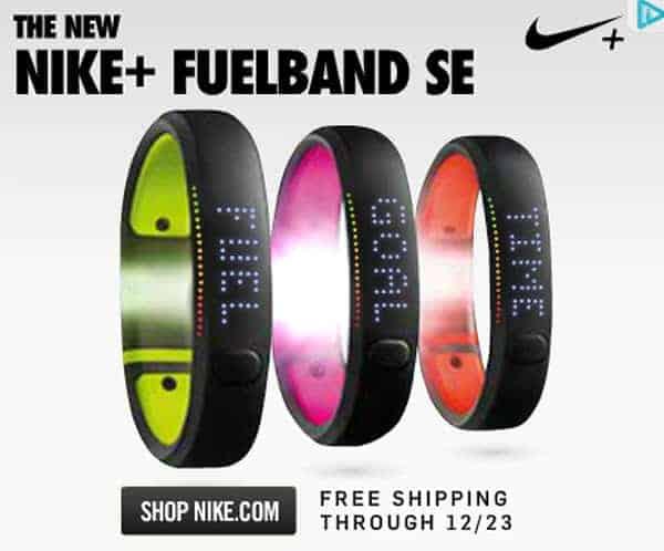 Nike+ Fuelband SE large