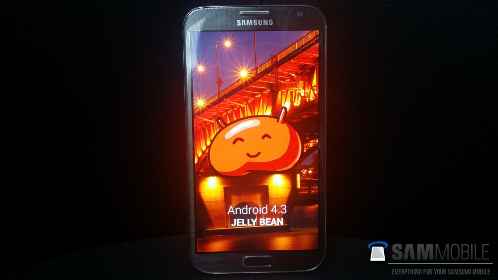 note ii note 2 android 4.3 leak