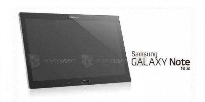 Peeking-display-Samsung-Galaxy-Note-12.2
