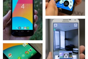 Android Phone Comparisons: Google Nexus 5 vs Samsung Galaxy Note 3