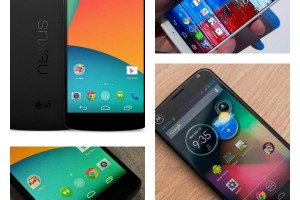 Android Phone Comparisons: Google Nexus 5 vs Motorola Moto X