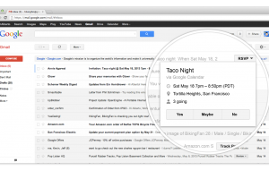 Gmail Adds Quick Action Buttons For Dropbox Among Others