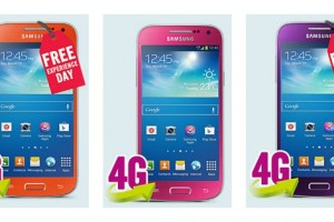 Samsung Galaxy S4 Mini – 3 New Hot Colors to Choose From at Carphone Warehouse in UK