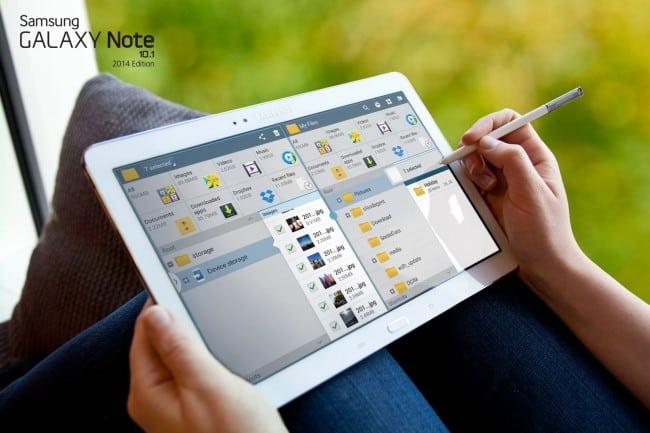 Samsung Galaxy 10.1 Note 2014 4