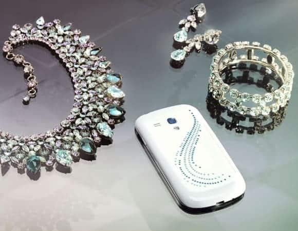 Samsung Galaxy S3 Mini Crystal Edition