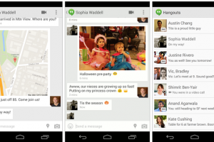 Hangouts v2.0 with SMS Integration and More Starts Rolling Out, Get The APK Here