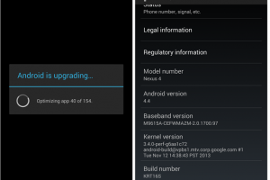 Download: Android 4.4 Nexus 4 KitKat OTA Now!