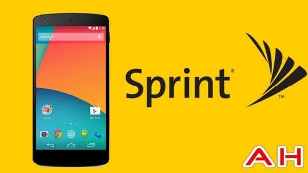 Sprint AH Nexus 5