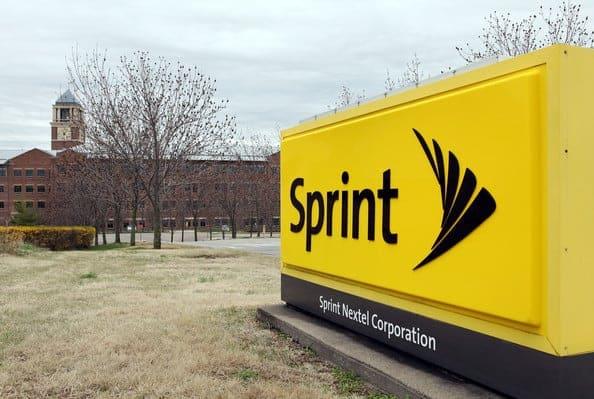 Sprint Logo Network