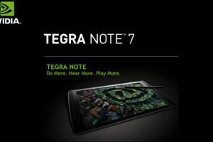 EVGA Tegra Note 7 Tablet on Newegg for $199.99 – More Than Just a Tablet For Gaming