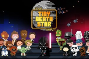 Android Retro Game Of The Week-Star Wars:Tiny Death Star
