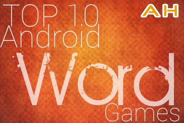 Top 10 best Android Word Games for Free