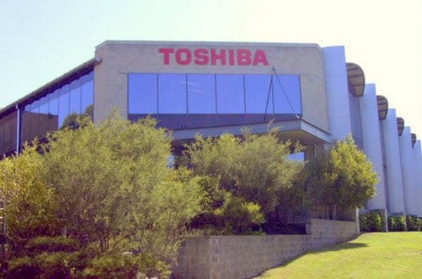Toshiba office