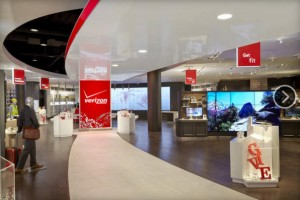 "Verizon Opens Up New Retail ""Designation Stores"" to Attract, Educate, and to Keep Customers in the Store"