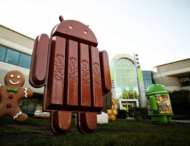 android 4.3 and 4.4 plans