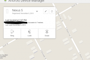 With new Google Play Services Update, Android Device Manager Might Have Been Disabled