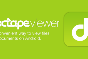 Sponsored App Review: Doctape Viewer