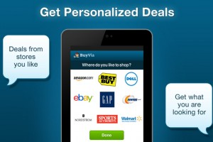 Featured App Review: BuyVia Deals App