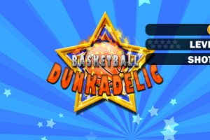 Featured Game Review: Basketball Dunkadelic HD