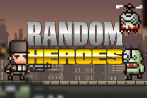 Android Retro Game Of The Week: Random Heroes