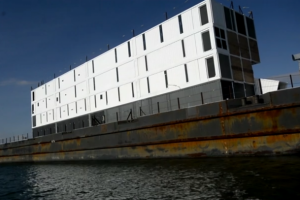 Google's Mystery Barges Could Be Used To Teach People About New Technology