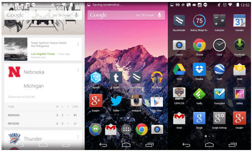 google experience launcher