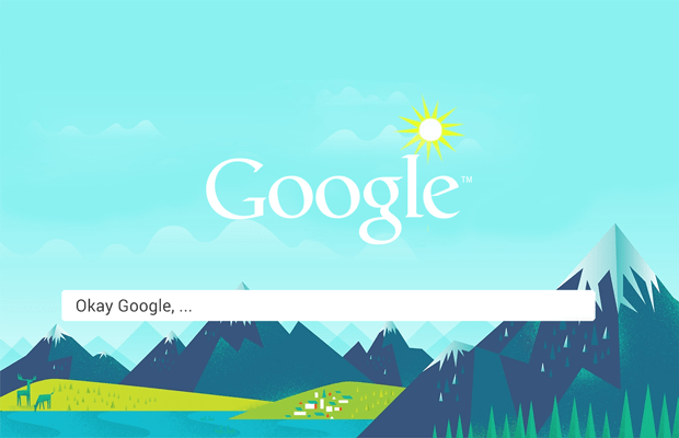 google now voice command