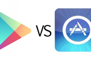 Apple App Store vs Google Play Store