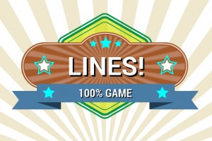 Sponsored Game Review: Lines!