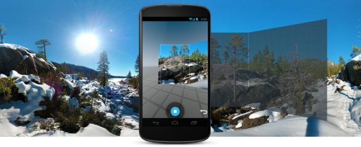 Photospheres Get Improved In Android 4.4 with Better Stitching And Faster Rendering