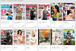 To Celebrate the Launch of Play Newsstand, Google's Offering a Number of Magazines for Free and Discounted