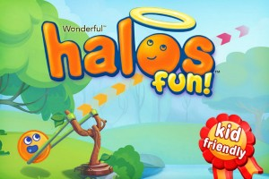 Featured Game Review: Wonderful Halos Fun