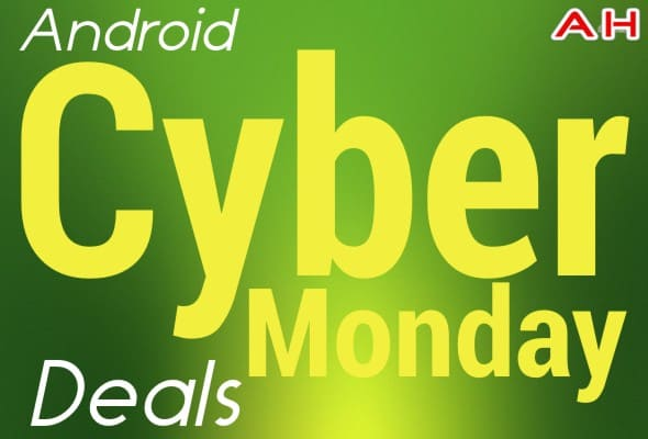 Android Cyber Monday Deals 2013