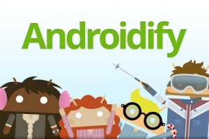 Google's Androidify App Finally Updated with New Outfits Just in Time for Christmas
