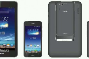 "Asus PadFone Mini Images Leaked Show 7"" Tablet and 4.3"" SmartPhone Ahead of Official Launch"