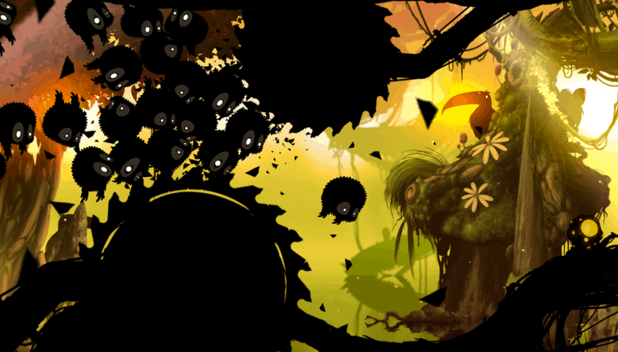 BADLAND_and_Ridiculous_Fishing_Released_to_Google_Play___Droid_Life