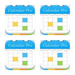 Calendar Pro Collage