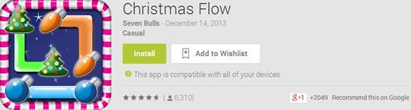 Christmas  Flow